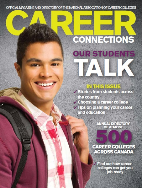 Career Connections Magazine 2016