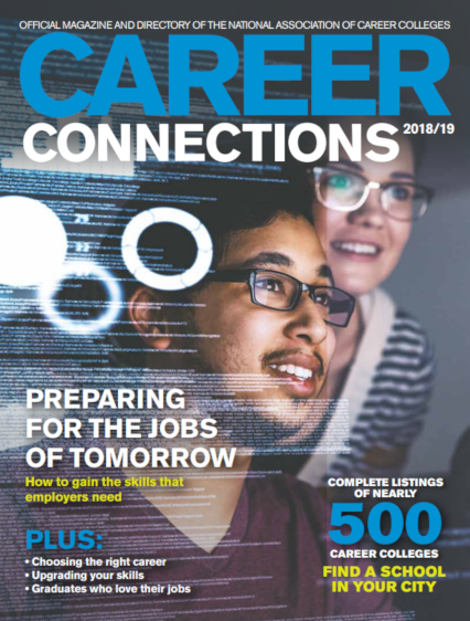 Career Connections Magazine 2018