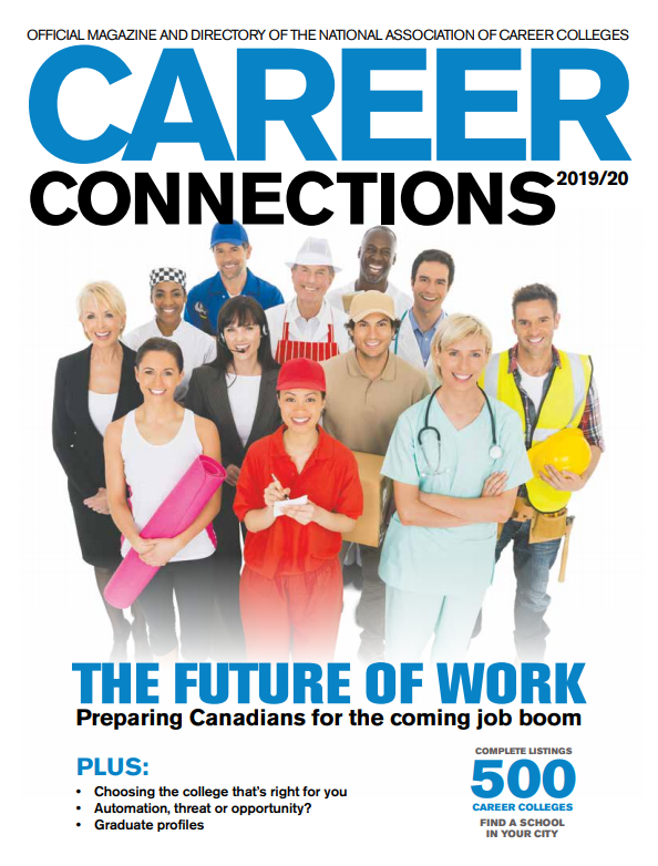 Career Connections Magazine 2019