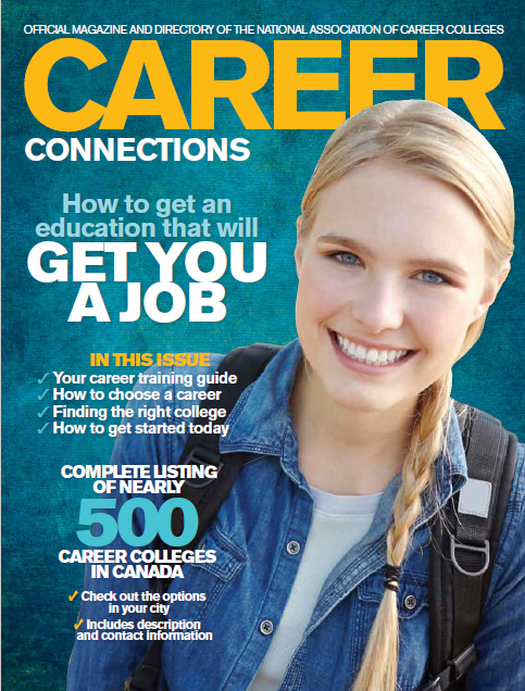 Career Connections Magazine Fall 2015
