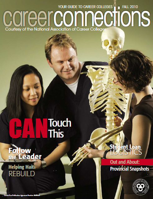 Career Connections Magazine Fall 2010