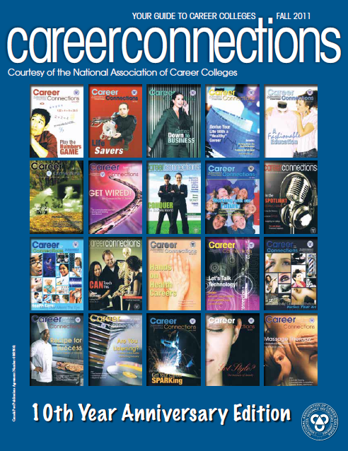 Career Connections Magazine Fall 2011