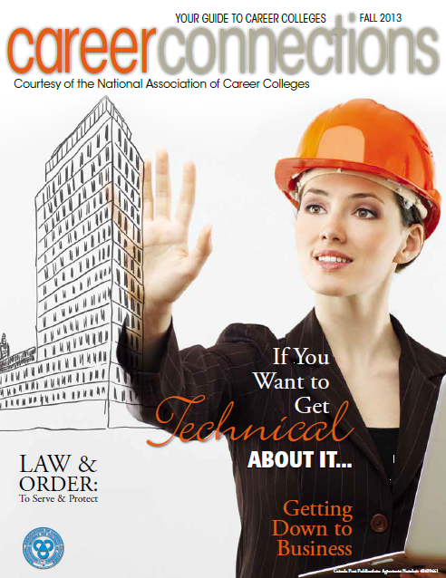 Career Connections Magazine Fall 2013