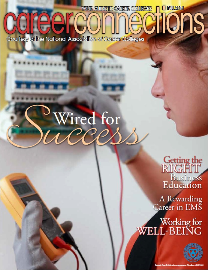 Career Connections Magazine Fall 2014