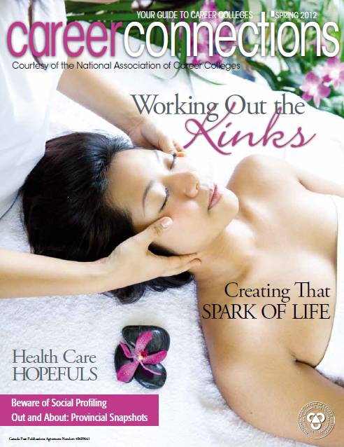 Career Connections Magazine Spring 2012