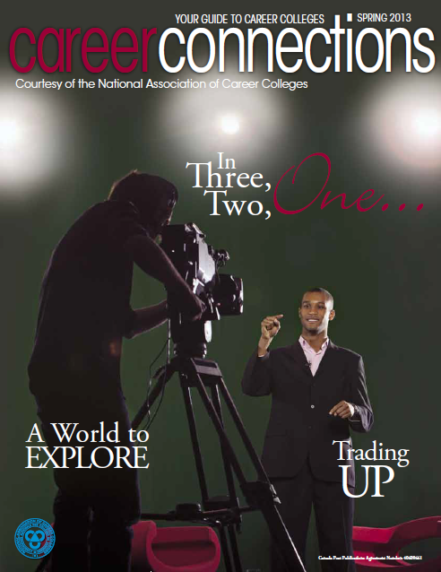 Career Connections Magazine Spring 2013